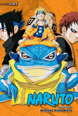 Naruto (3-In-1 Edition), Vol. 5: Includes Vols. 13, 14 & 15 - Kishimoto, Masashi
