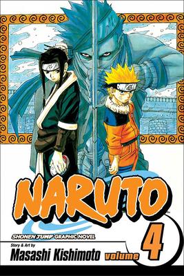 Naruto, Volume 4 - Masashi, Kishimoto (Illustrator)