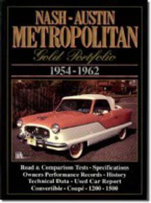 Nash-Austin Metropolitan Gold Portfolio 1954-1962 - Clarke, R M