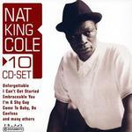 Nat King Cole [Membran 10 CD Box]