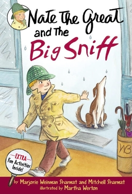 Nate the Great and the Big Sniff - Sharmat, Marjorie Weinman, and Sharmat, Mitchell