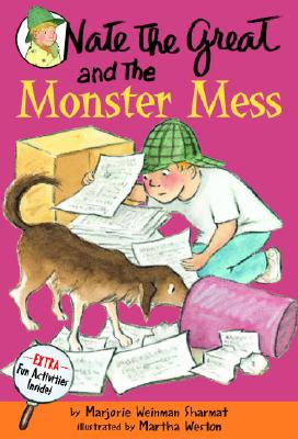 Nate the Great and the Monster Mess - Sharmat, Marjorie Weinman, and Simont, Marc