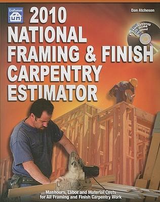 National Framing & Finish Carpentry Estimator - Atcheson, Dan