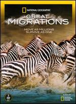 National Geographic: Great Migrations [3 Discs]