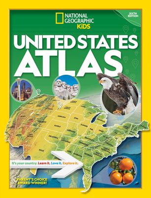 National Geographic Kids U.S. Atlas 2020 - National Geographic Kids