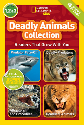 National Geographic Readers: Deadly Animals Collection - Marsh, Laura, and Stewart, Melissa