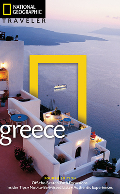 National Geographic Traveler Greece - Gerrard, Mike
