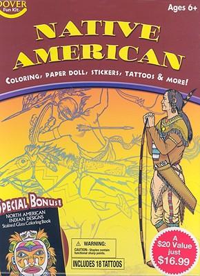 Native American Fun Kit -