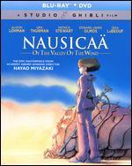 Nausicaä of the Valley of the Wind [Blu-ray/DVD] [2 Discs] - Hayao Miyazaki