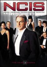 NCIS: Naval Criminal Investigative Service - The Third Season [6 Discs] -