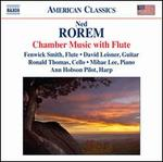 Ned Rorem: Chamber Music with Flute