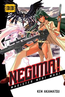 Negima!, Volume 33: Magister Negi Magi - Akamatsu, Ken