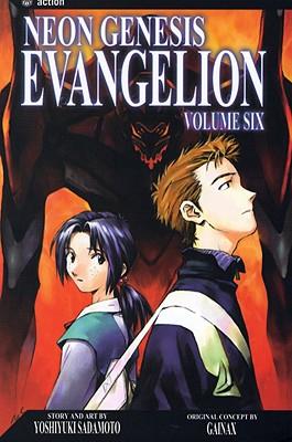 Neon Genesis Evangelion, Volume 6 -