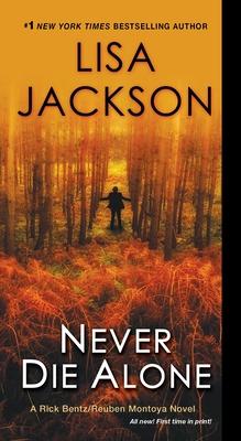 Never Die Alone - Jackson, Lisa