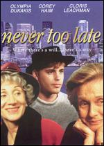 Never Too Late - Giles Walker