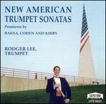 New American Trumpet Sonatas
