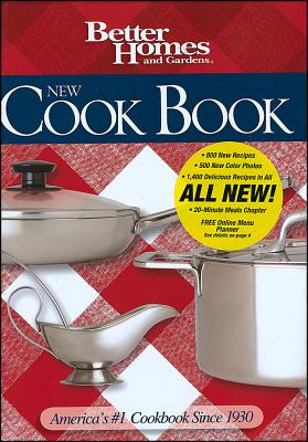 New Cook Book - Better Homes and Gardens, and Miller, Jan (Editor)