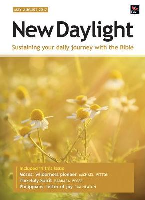 New Daylight Deluxe Edition May - August 2017: Sustaining Your Daily Journey with the Bible - Welch, Sally (Editor)