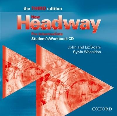 New Headway: Student's Workbook Audio CD Pre-intermediate level - Soars, John, and Soars, Liz, and Wheeldon, Sylvia