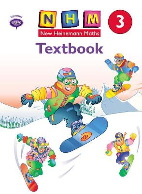 New Heinemann Maths Year 3, Textbook -