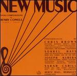 New Music: Piano Compositions by Henry Cowell