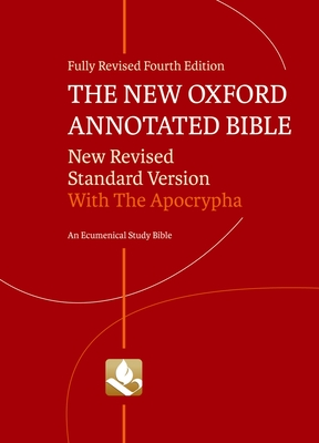 New Oxford Annotated Bible-NRSV - Coogan, Michael D, PhD (Editor)