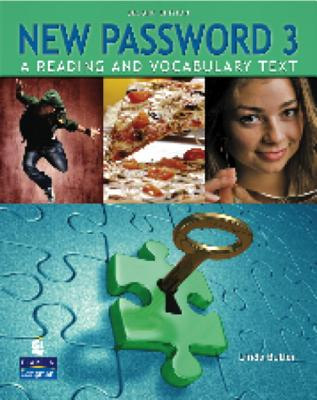 New Password 3: A Reading and Vocabulary Text - Butler, Linda