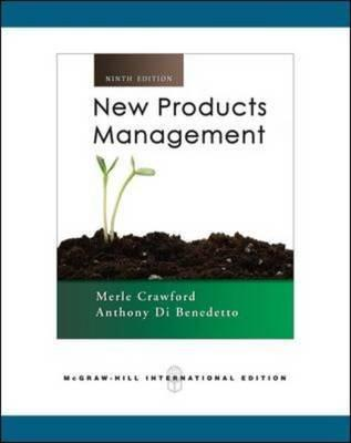 New Product Management - Crawford, C.Merle, and Di Benedetto, C. Anthony
