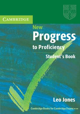 New Progress to Proficiency - Jones, Leo