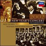 New Year's Concerto (Neujahrskonzert) 2002 [Blu-Spec]