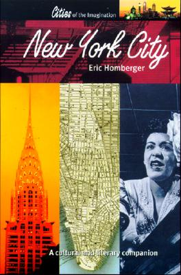 New York City: A Cultural and Literary Companion - Homberger, Eric, Dr.