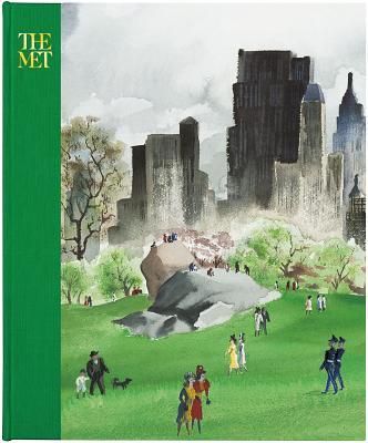 New York in Art 2018 Deluxe Engagement Book - Metropolitan Museum of Art the