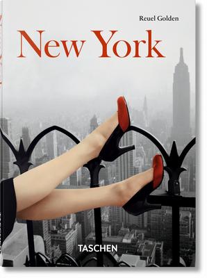 New York. Portrait of a City - Golden, Reuel