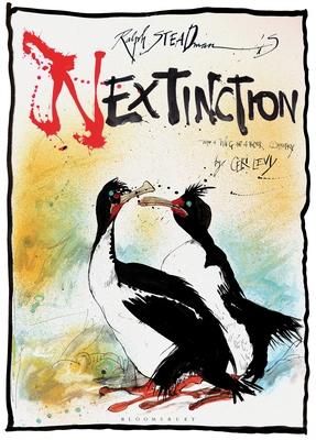 Nextinction - Steadman, Ralph, and Levy, Ceri