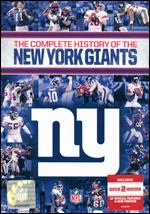 NFL: The Complete History of the New York Giants -