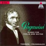 Nicolò Paganini: Works for Violin and Guitar