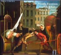 Nicola Fiorenza: Concerti & Sonate - Dolce & Tempesta; Marco Testori (cello); Nicholas Robinson (violin); Stefano Demichelli (conductor)