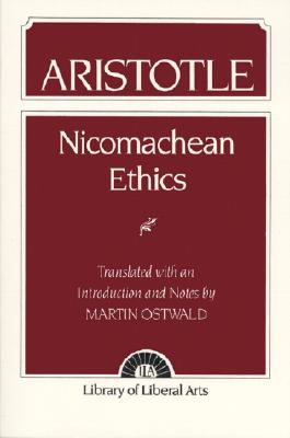 aristotle nicomachean ethics thesis Aristotle's nicomachean ethics is an example of virtue ethics because aristotle states that we are not inquiring to know what virtue is, but in order to become good.