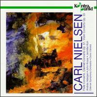 Nielsen: Instrumental Concertos - András Adorján (flute); Jennifer Koh (violin); John Kruse (clarinet); Odense Symphony Orchestra; Osmo Vänskä (conductor)
