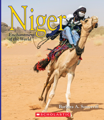 Niger (Enchantment of the World) (Library Edition) - Somervill, Barbara A