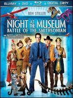 Night at the Museum: Battle of the Smithsonian [3 Discs] [Blu-ray]