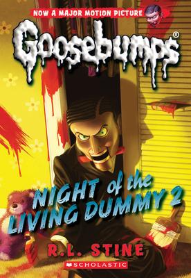 Night of the Living Dummy 2 (Classic Goosebumps #25), 25 - Stine, R L