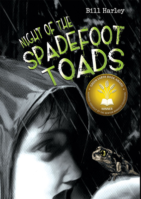 Night of the Spadefoot Toads - Harley, Bill