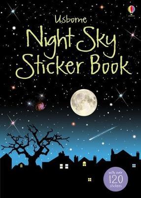 Night Sky Sticker Book - Kahn, Sarah