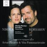 Niikolay Rimsky-Korsakov: Piano Duos