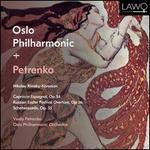 Nikolai Rimsky-Korsakov: Capriccio Espagnol, Op. 34; Russian Easter Festival Overture, Op. 36; Scheherazade, Op. 35