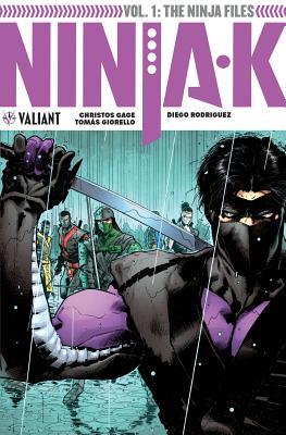 Ninja-K Volume 1: The Ninja Files - Gage, Christos, and Giorello, Tomas
