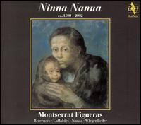 Ninna Nanna - Andrew Lawrence-King (harp); Arianna Savall (vocals); Driss El Maloumi (pandeiro); Hespèrion XXI;...