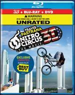 Nitro Circus: The Movie [Unrated] [3D] [Blu-ray/DVD]