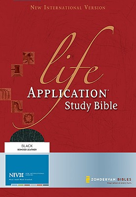 NIV Life Application Study Bible - Zondervan Publishing (Creator)
